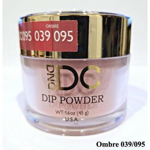 DND - DC Dip Powder - Orange Rust 2 oz - #095-Beyond Polish