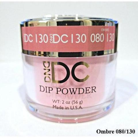 DND - DC Dip Powder - Pink Grapefruit 2 oz - #130-Beyond Polish