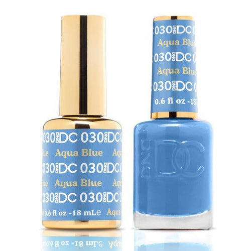 DND - DC Duo - Aqua Blue - #DC030-Beyond Polish
