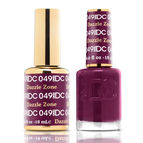 DND - DC Duo - Dazzle Zone - #DC049-Beyond Polish