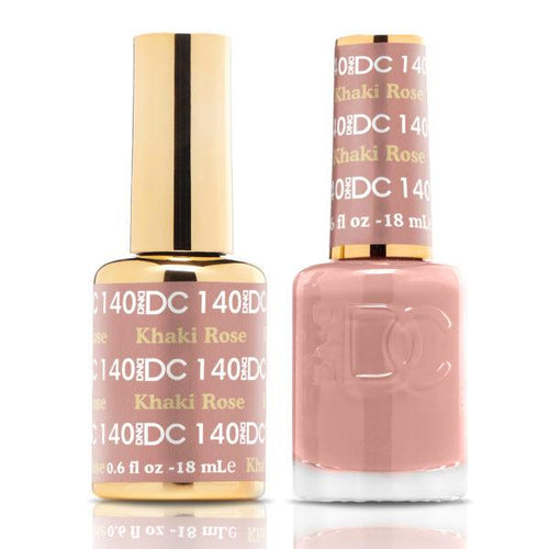 DND - DC Duo - Khaki Rose - #DC140-Beyond Polish