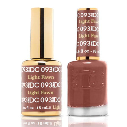 DND - DC Duo - Light Fawn - #DC093-Beyond Polish