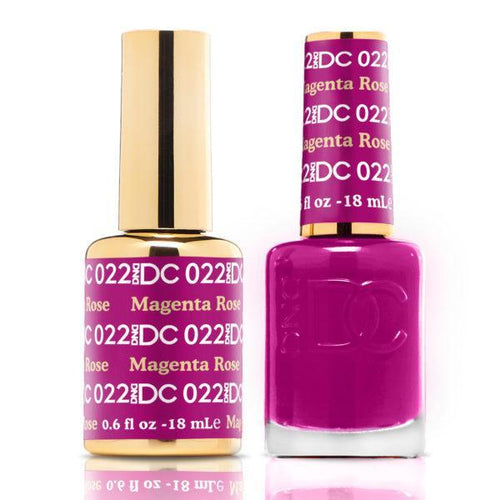 DND - DC Duo - Magenta Rose - #DC022-Beyond Polish