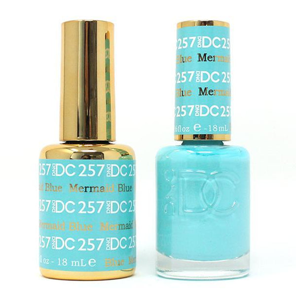 DND - DC Duo - Mermaid Blue - #DC257-Beyond Polish