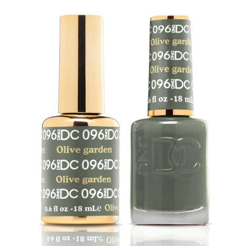 DND - DC Duo - Olive Garden - #DC096-Beyond Polish