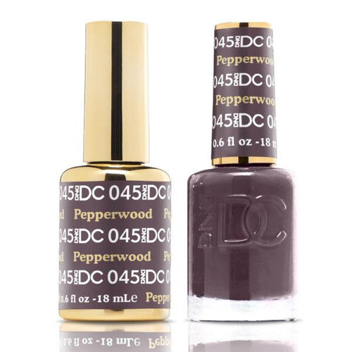 DND - DC Duo - Pepperwood - #DC045-Beyond Polish