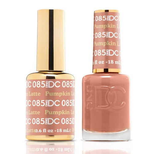 DND - DC Duo - Pumpkin Latte - #DC085-Beyond Polish