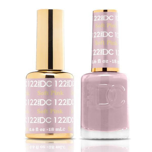 DND - DC Duo - Soft Pink - #DC122-Beyond Polish