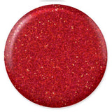 DND - DC Mermaid Collection - Deep Red 0.5 oz - #227-Beyond Polish
