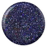 DND - DC Mermaid Collection - Midnight 0.5 oz - #253-Beyond Polish