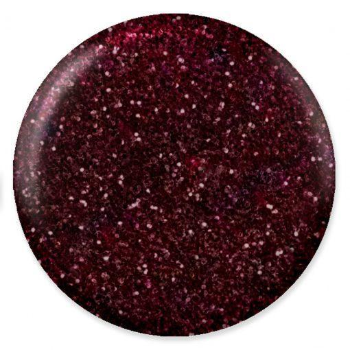 DND - DC Mermaid Collection - Mulbeery 0.5 oz - #235-Beyond Polish