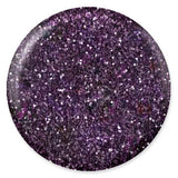 DND - DC Mermaid Collection - Muted Purple 0.5 oz - #236-Beyond Polish