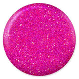 DND - DC Mermaid Collection - Red Violet 0.5 oz - #244-Beyond Polish