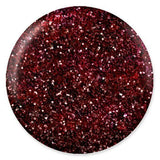 DND - DC Mermaid Collection - Rouge 0.5 oz - #228-Beyond Polish