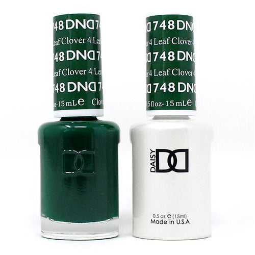 DND - Gel & Lacquer - 4 Leaf Clover - #748-Beyond Polish