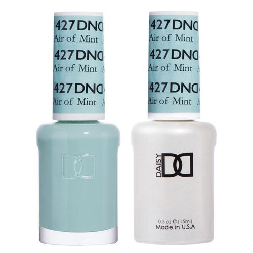 DND - Gel & Lacquer - Air of Mint - #427-Beyond Polish