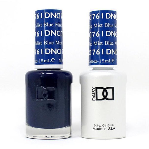 DND - Gel & Lacquer - Blue Mist - #761-Beyond Polish
