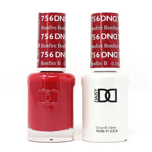 DND - Gel & Lacquer - Bonfire - #756-Beyond Polish