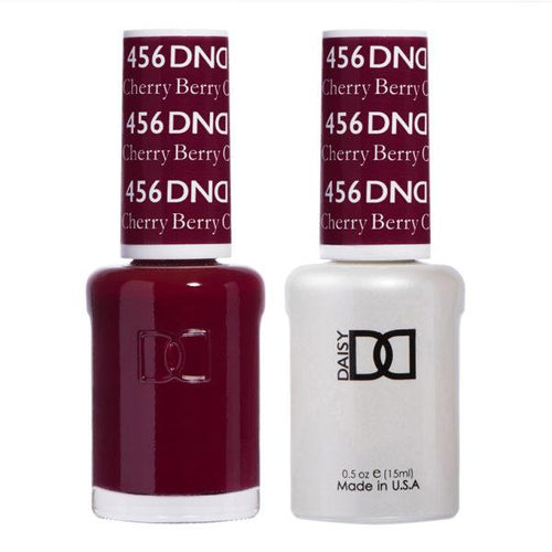 DND - Gel & Lacquer - Cherry Berry - #456-Beyond Polish
