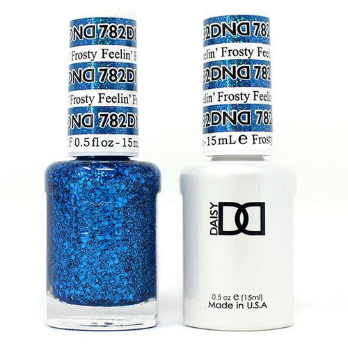 DND - Gel & Lacquer - Feelin' Frosty - #782-Beyond Polish