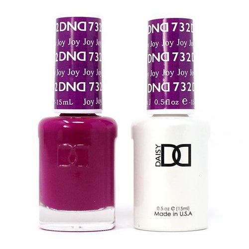 DND - Gel & Lacquer - Joy - #732-Beyond Polish