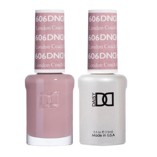 DND - Gel & Lacquer - London Coach - #606-Beyond Polish