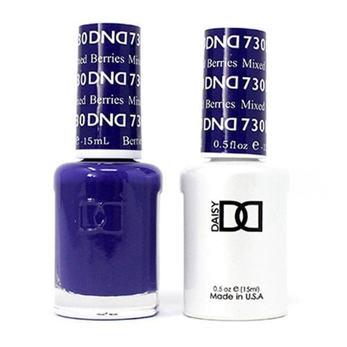 DND - Gel & Lacquer - Mixed Berries - #730-Beyond Polish