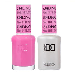DND - Gel & Lacquer - Pink Hill, NC - #534-Beyond Polish