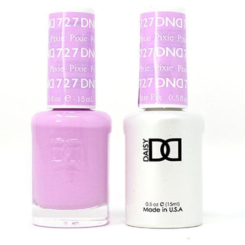 DND - Gel & Lacquer - Pixie - #727-Beyond Polish