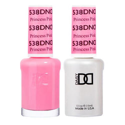 DND - Gel & Lacquer - Princess Pink - #538-Beyond Polish
