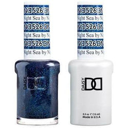 DND - Gel & Lacquer - Sea by Night - #526-Beyond Polish