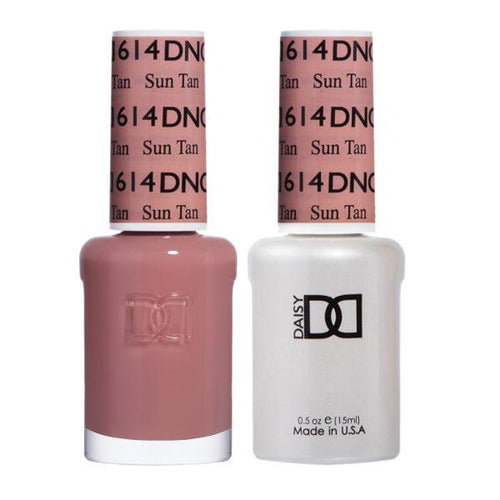 DND - Gel & Lacquer - Sun Tan - #614-Beyond Polish