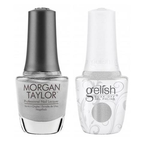 Gelish & Morgan Taylor Combo - Fashion Above All