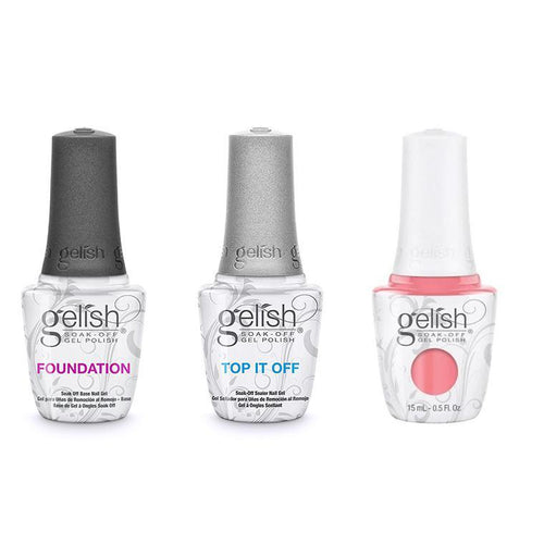 Harmony Gelish Combo - Base, Top & Beauty Marks The Spot-Beyond Polish