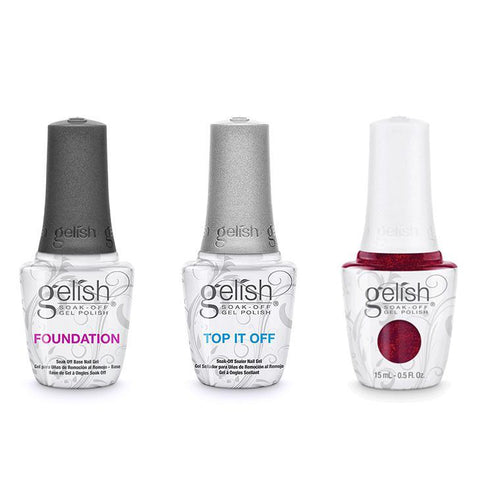 Harmony Gelish Combo - Base, Top & Good Gossip-Beyond Polish
