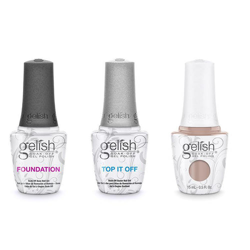 Harmony Gelish Combo - Base, Top & Hey Twirl-Friend!-Beyond Polish