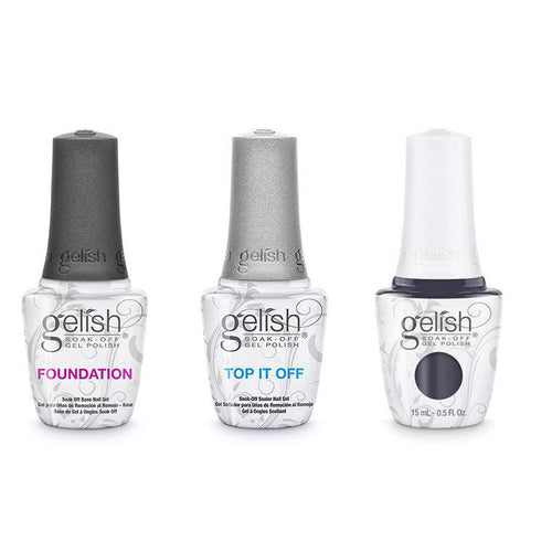 Harmony Gelish Combo - Base, Top & Jet Set-Beyond Polish
