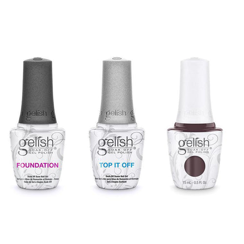 Harmony Gelish Combo - Base, Top & Lust At First Sight-Beyond Polish