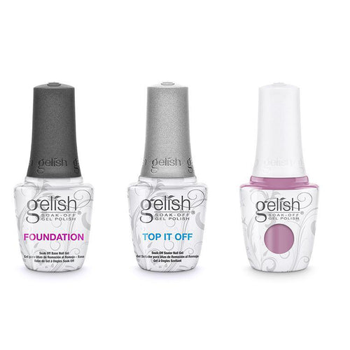 Harmony Gelish Combo - Base, Top & Merci Bouquet-Beyond Polish