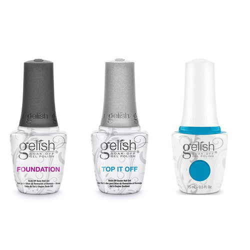 Harmony Gelish Combo - Base, Top & No Filter Needed-Beyond Polish