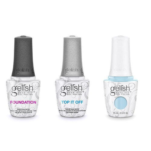 Harmony Gelish Combo - Base, Top & Water Baby-Beyond Polish
