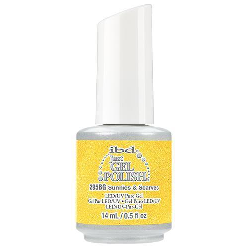IBD Just Gel Polish Sunnies & Scarves - #63929-Beyond Polish