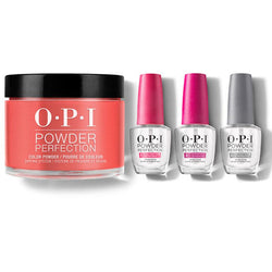 OPI - Dip Powder Combo - Liquid Set & A Good Man-darin is Hard to Find-Beyond Polish
