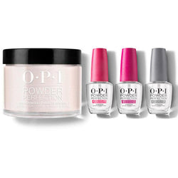 OPI - Dip Powder Combo - Liquid Set & Be There in a Prosecco-Beyond Polish