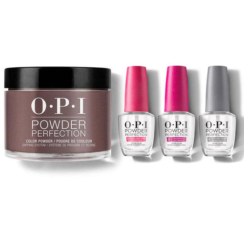 OPI - Dip Powder Combo - Liquid Set & Black Cherry Chutney-Beyond Polish