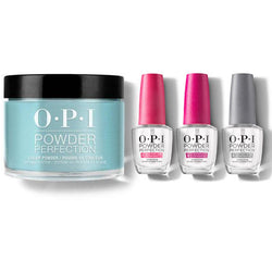 OPI - Dip Powder Combo - Liquid Set & Can't Find My Czechbook-Beyond Polish