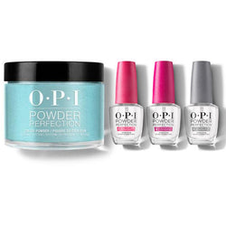 OPI - Dip Powder Combo - Liquid Set & Closer Than You Might Belém-Beyond Polish