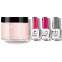 OPI - Dip Powder Combo - Liquid Set & Coral-ing Your Spirit Animal-Beyond Polish