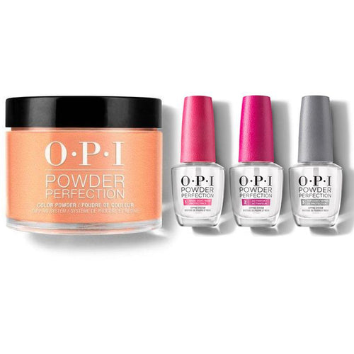 OPI - Dip Powder Combo - Liquid Set & Crawfishin' for a Compliment-Beyond Polish