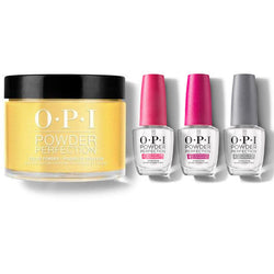 OPI - Dip Powder Combo - Liquid Set & Exotic Birds Do Not Tweet-Beyond Polish